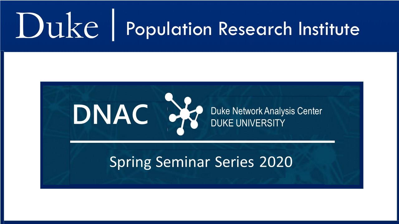 DNAC's March 16, 2020 Seminar Presents Shawn Gomez, UNC-CH