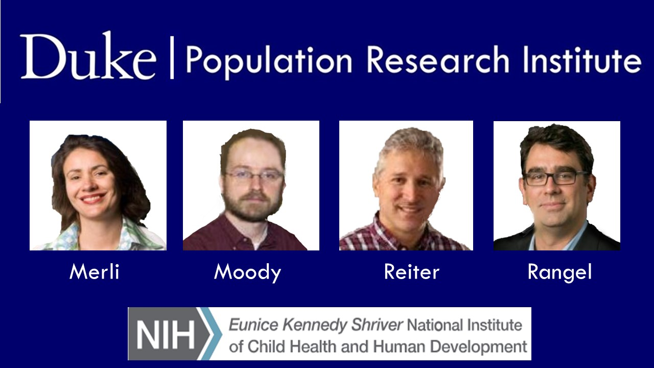Under the Leadership of M. Giovanna Merli, Sanford Professor of Public Policy, the Duke Population Research Center (DPRC) NICHD P2C Center Grant is Renewed