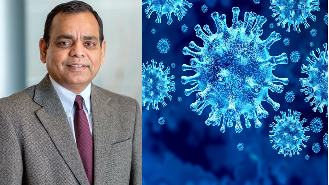 """Deepak Kumar, Director, Julius L. Chambers Biomedical/Biotechnology Research Institute (BBRI), North Carolina Central University, presents, """"ACCORD to Understand the Impact of COVID19 on the Underserved North Carolinians"""""""