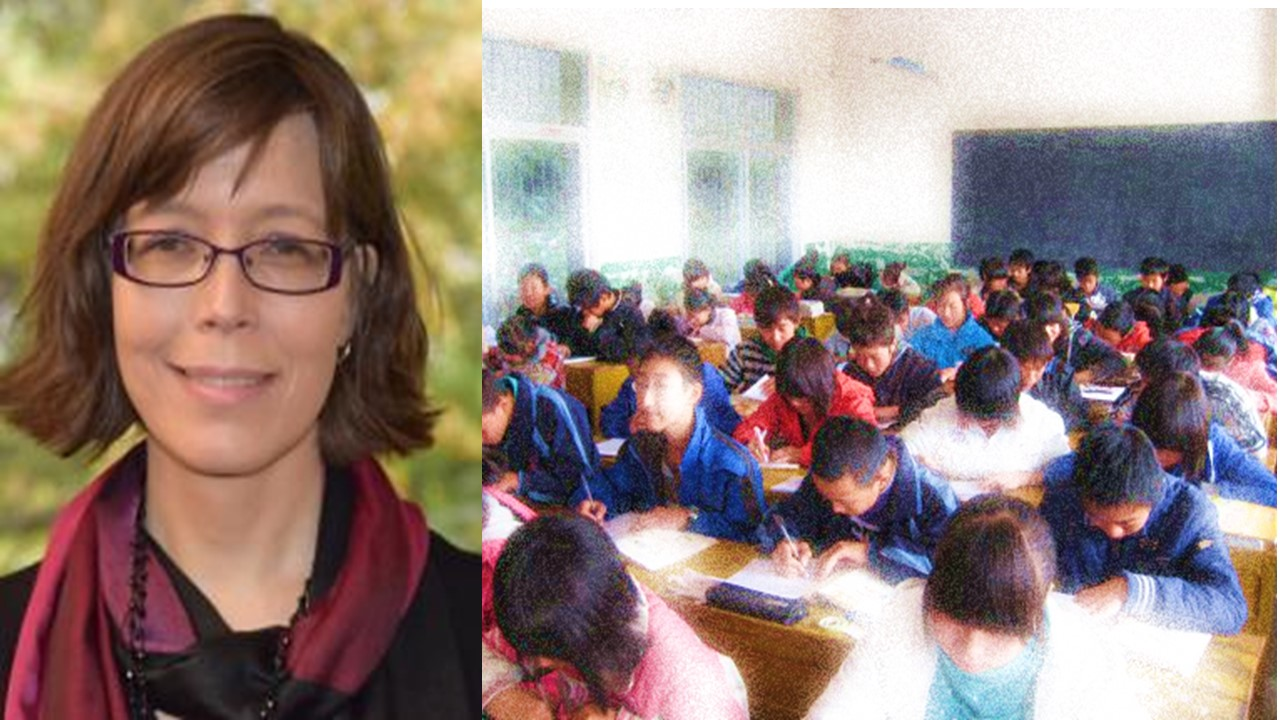 """Emily Hannum, Professor of Sociology and Education, University of Pennsylvania, presents, """"The Case of China's Rural School Closure Initiative"""""""
