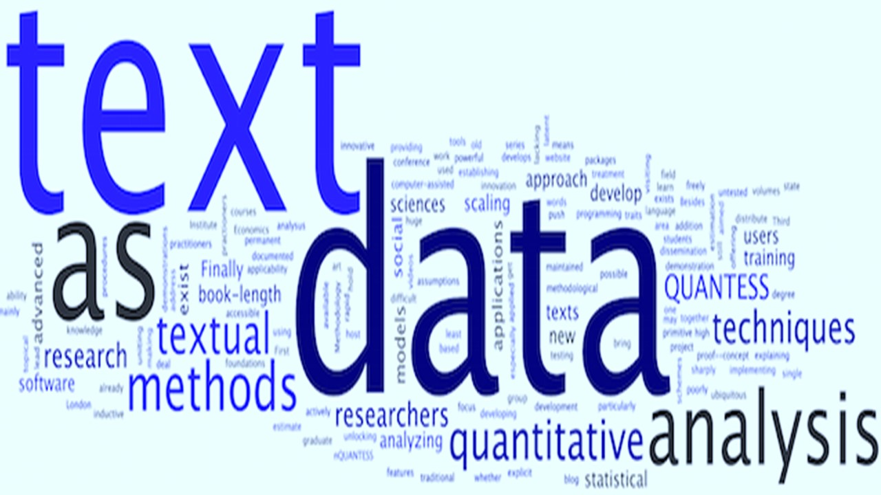 DUPRI to host virtual workshop on Text Analysis Using R